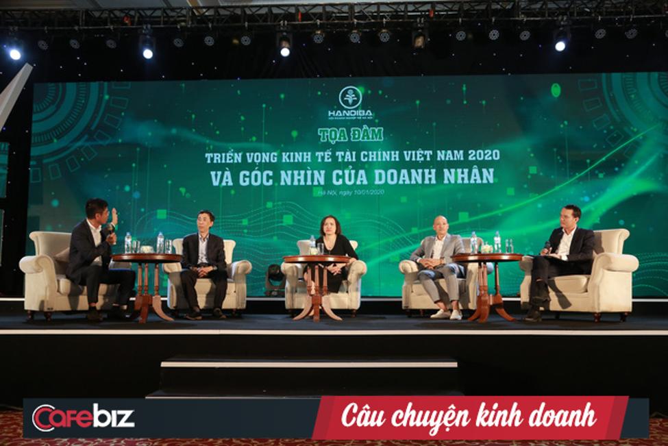 Chuyên Gia Nhân Sự Chỉ Ra 5 Xu Hướng Của DN Việt Năm 2020