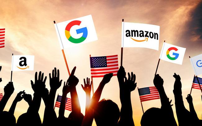 Người Mỹ Tin Tưởng Amazon, Google Nhiều Hơn Chính Phủ Mỹ Và Tổng Thống Trump