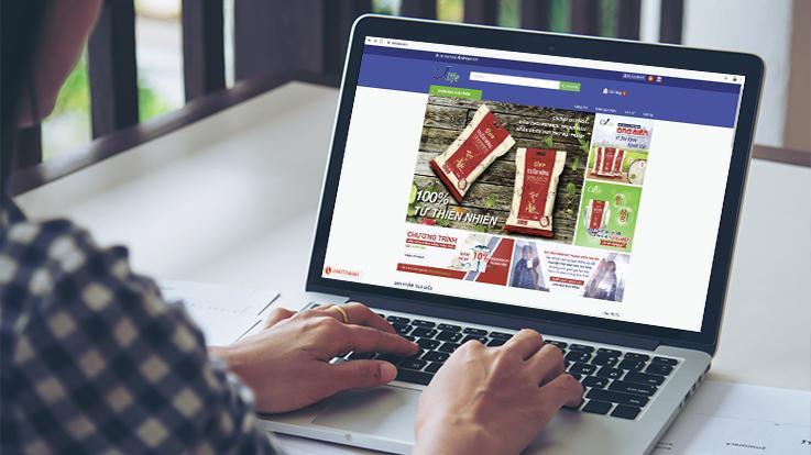 Alpha DSO Là Website Thương Mại điện Tử Dành Cho Hàng Việt