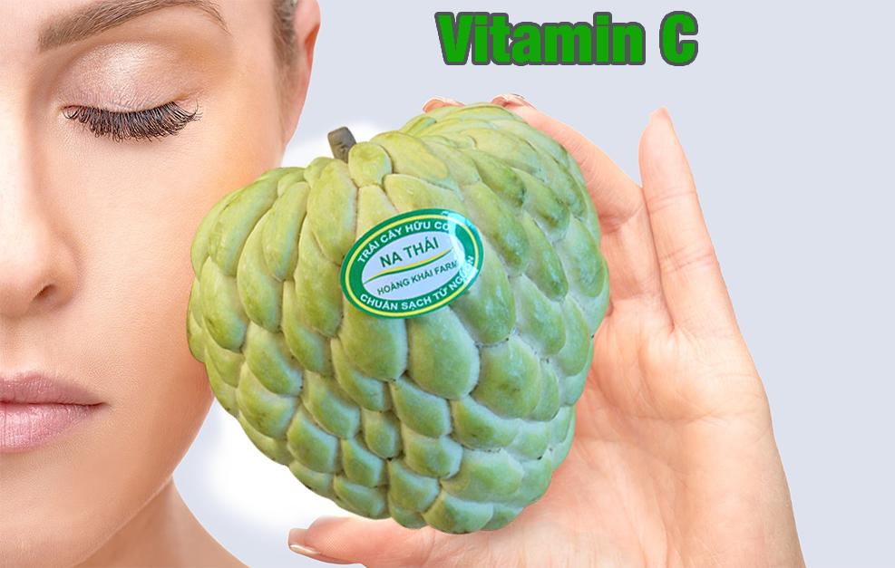 Na cung cấp vitamin C cần thiết cho cơ thể