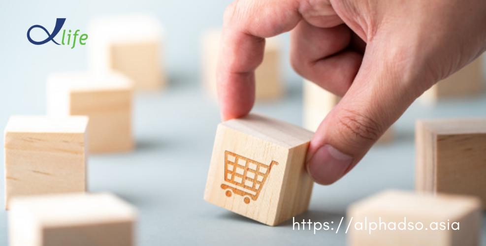 Website thương mại điện tử AlphaDSO.asia bán sản phẩm gì?