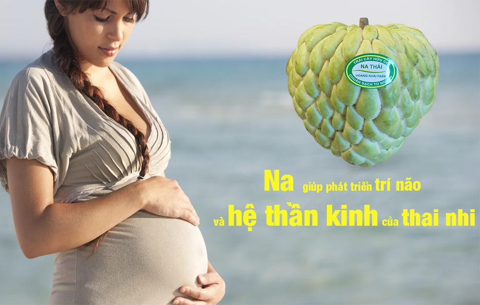 Na tốt cho phụ nữ mang thai