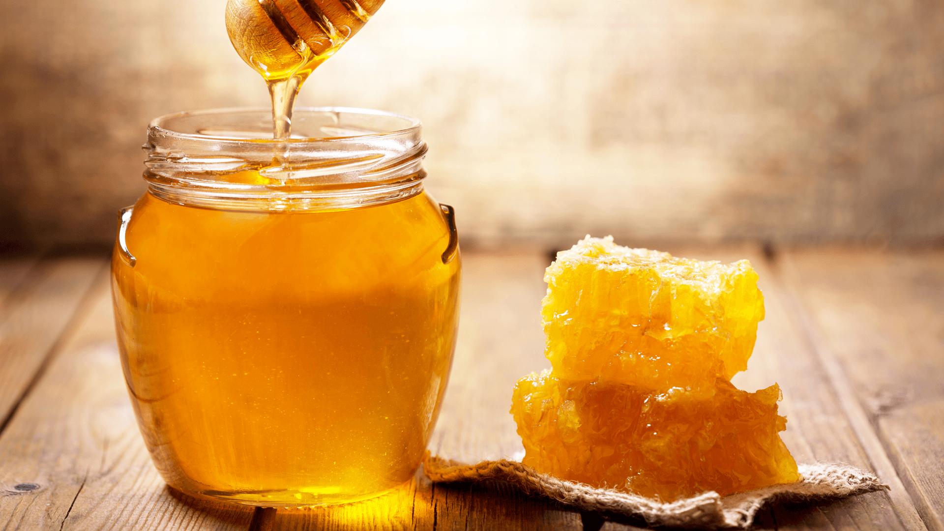 Mật ong giúp kích thích hương vị