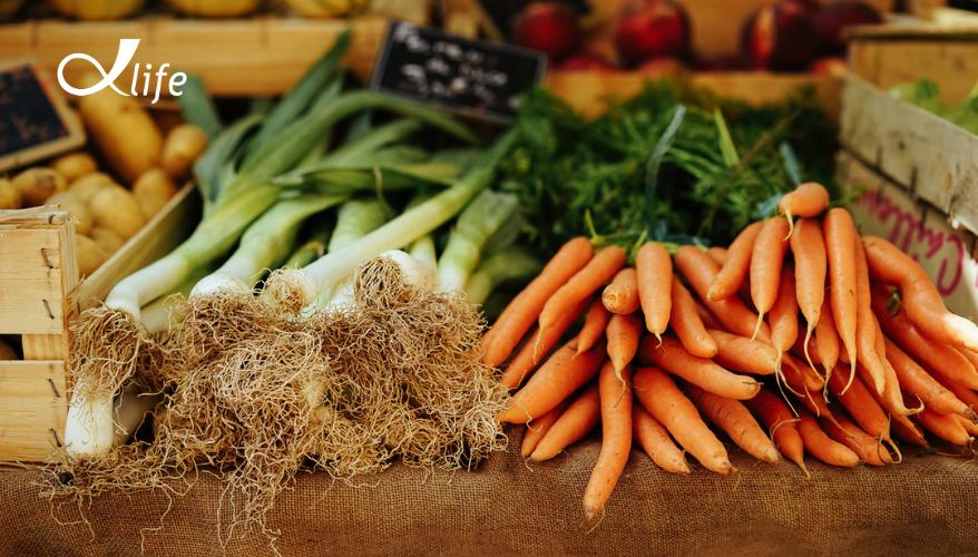 Thực phẩm hữu cơ thuần vị tự nhiên