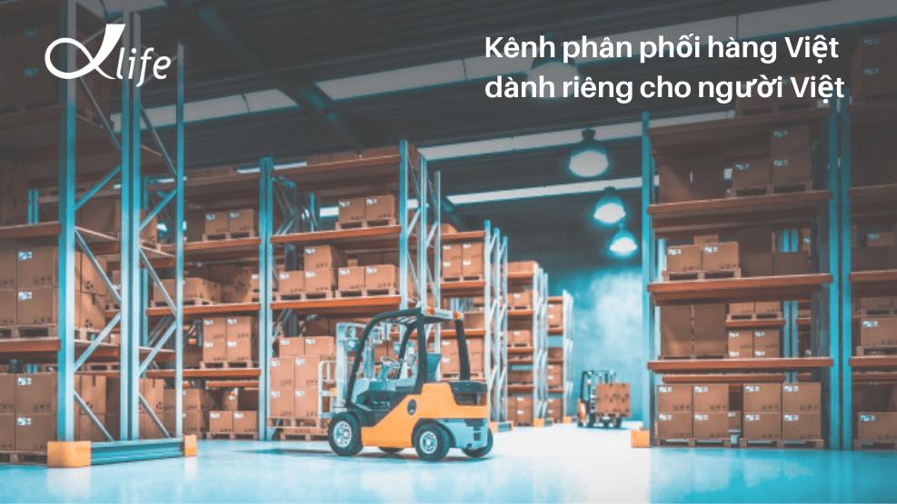 AlphaDSO.asia kênh phân phối hàng Việt chất lượng cho người Việt