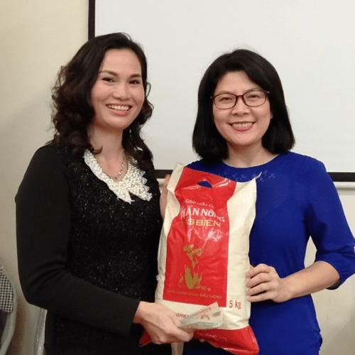 Hà Nội – Chị Nguyễn Thị Phượng